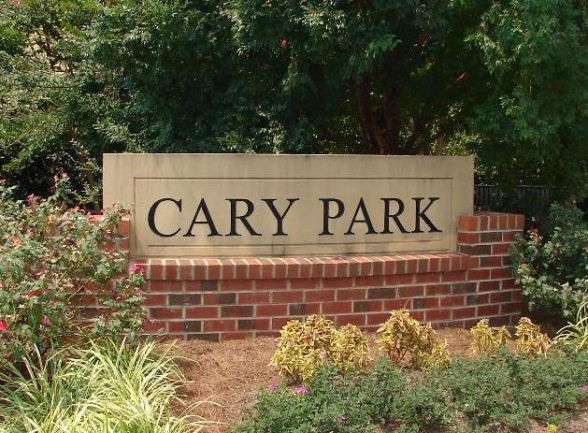Welcome home to Cary Park.