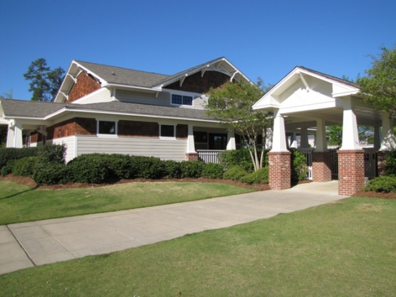 Homes are available in a range of styles, sizes, and prices in Cary Park.