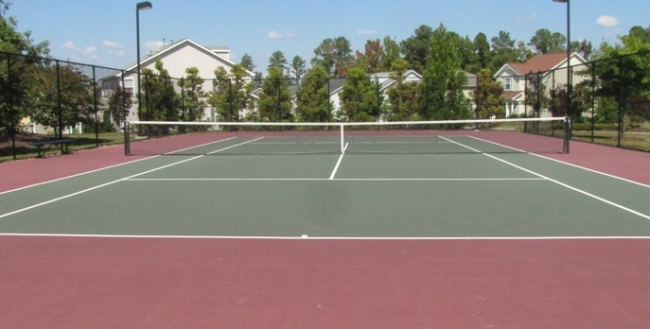 Twin Lakes Neighborhood Tennis Courts