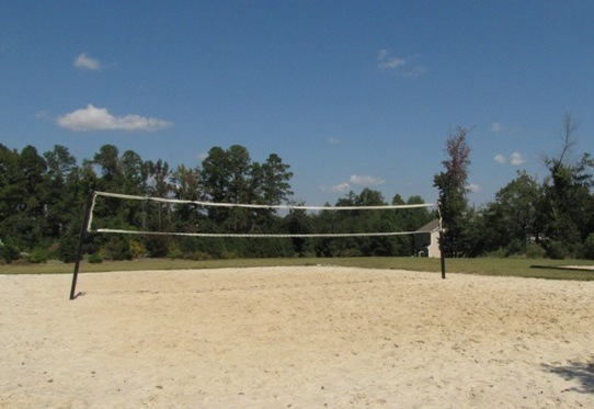 Twin Lakes Neighborhood Volley Ball Court