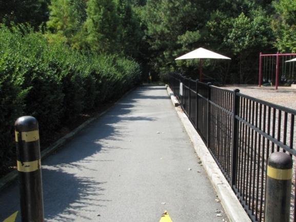 Pearson Farms Neighborhood Walking Trail